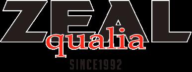ZEAL qualiaのロゴ